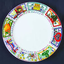 happy everything plate tabletops unlimited happy everything at replacements ltd