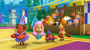 bubble guppies the royal glitter games on vimeo