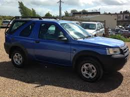 2002 land rover freelander interior second hand land rover freelander 2 0 td4 s hardback 3dr full
