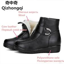 35 best boots high quality genuine leather boots images on s boots genuine leather boots winter ankle big size