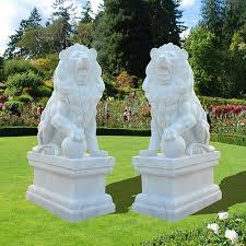 lions statues for sale singapore lion statue vincentaa sculpture