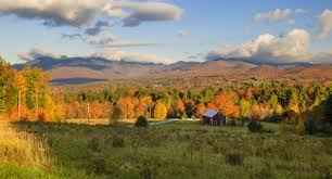 Autumn Colors Stowe Vermont Resort Skiing Fall Foliage And Attractions