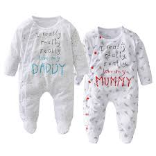 newborn jumpsuit 2017 autumn sale newborn cotton baby boys rompers i my