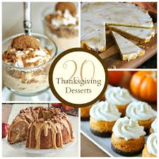 thanksgiving desser thanksgiving desserts the crafted sparrow