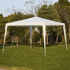 gazebo heavy duty convenience boutique outdoor 10 x 10 heavy duty canopy tent gazebo
