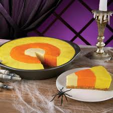Halloween Cheese Cake by Candy Corn Cheesecake Wilton