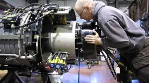 Turbine Engine Mechanic J47 Front Buildup Youtube