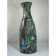 Fantoni Vase Marcello Fantoni 1950 U0027s Italian Cubist
