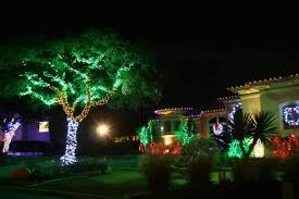 green lights on tree cheminee website