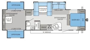 jayco eagle floor plans 2015 eagle travel trailers floorplans