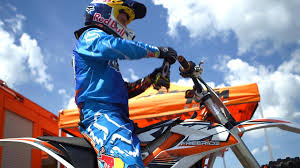 ktm electric motocross bike ronnie renner rides the ktm freeride e electric dirt bike