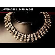 metal necklace designs images Oxidized black metal necklace indian jewellery pinterest jpg
