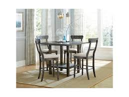 Dining Room Sets Tampa Fl Progressive Furniture Muses Square Counter Table With Shelf