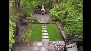 Landscaping Small Garden Ideas by Designing Your Townhouse Garden Landscaping Part 2 Youtube