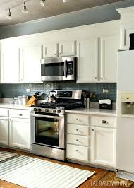 contractor grade kitchen cabinets kitchen cabinets two updated oak kitchens a another builder grade