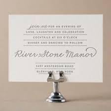 wedding reception cards reception cards by figura