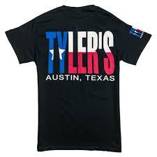 Image Of Texas Flag Tyler U0027s Texas Flag Tee Austin Tyler U0027s