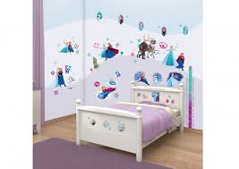 disney frozen bedroom decor kit walltastic