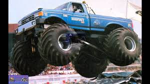 bigfoot the monster truck videos extreme bigfoot monster truck car pics video pinterest