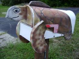 themed mailbox turtle mailbox hobe sound fl themed mailboxes on