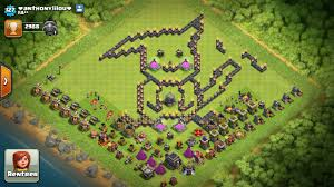 Coc Maps Les Villages Les Plus Funs Clash Of Clans Papys Warriors