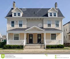 House Duplex by Duplex Stock Images Image 11389954