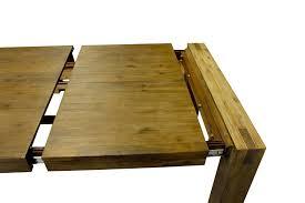 Esszimmertisch Zum Ausziehen Esstisch Designer Tisch Massiv Ausziehbar 240 300x100 Cm Akazie
