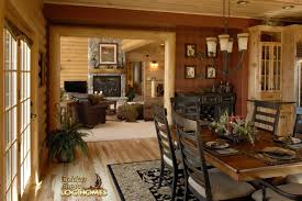 Log Cabin Home Decor Golden Eagle Log Homes Log Home Cabin Pictures Photos