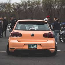 volkswagen golf stance people car stance volkswagen golf mk6 gti tuning lowered