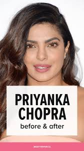 Hair Extension History by Priyanka Chopra Before And After Beautyeditor
