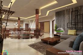 upper floor interior designs by rit interiors kerala home design