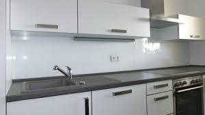 küche rückwand küchenrückwand 3 teilig weiß enzkas braun glas spiegelstudio