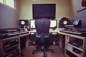 Music Studio Desks by Gallery Recording Studio Furniture Design