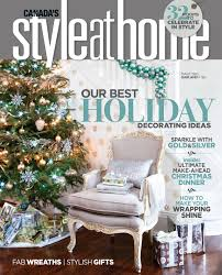 holiday giveaway 3 win a subscription to style at home magazine