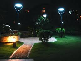 solar powered motion sensor outdoor light reviews solar powered landscape spotlights solar powered outdoor lighting