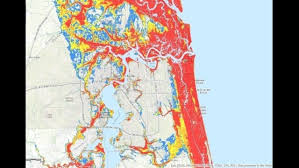 St Augustine Map New Interactive Storm Surge Map Helps Residents See Potential