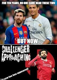 soccer memes mohamed salah is a game changer facebook
