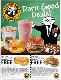 best 25 einstein bagels coupons ideas on crockpot