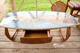 bombay trunk coffee table map coffee table pioneerproduceofnorthpole com