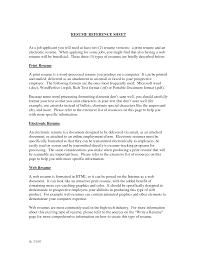 Reference Sample For Resume Who Can Be A Reference Coinfetti Co
