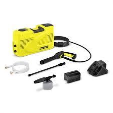 karcher k1 batt high pressure cleaner pressure washers horme