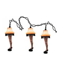 a christmas story leg l lights christmas story leg l decorative light strand