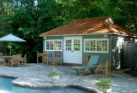 cabana pool house modern and classic pool cabana kits get yours today