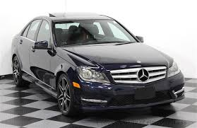 mercedes c300 4matic 2013 2013 used mercedes c300 4matic amg sport package plus awd