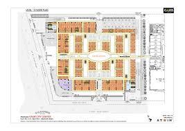 gaur city center floor plan retail shop in greater noida