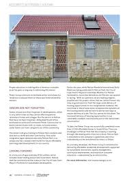 affordable homes to build sa affordable housing november december 2015 issue 55 by