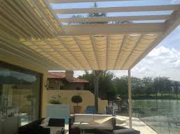 Sunscreen Patios And Pergolas by Roll Down Shades Patio Roll Down Shades Corte Bella Sun City West