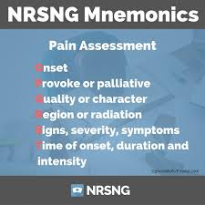 opqrst emt 67 best must know nursing mnemonics images on pinterest nursing