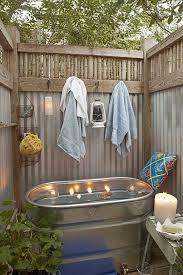 outdoor bathroom ideas outdoor bath house ideas