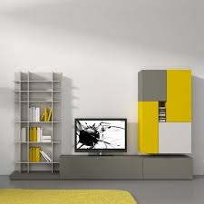 Tv Stand Bookcase Combo Furniture Home Tv Stand Bookcase Combo New Design Modern 2017 4